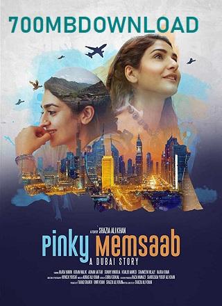 Pinky Memsaab 2018 Urdu 350MB WEB-DL 480p