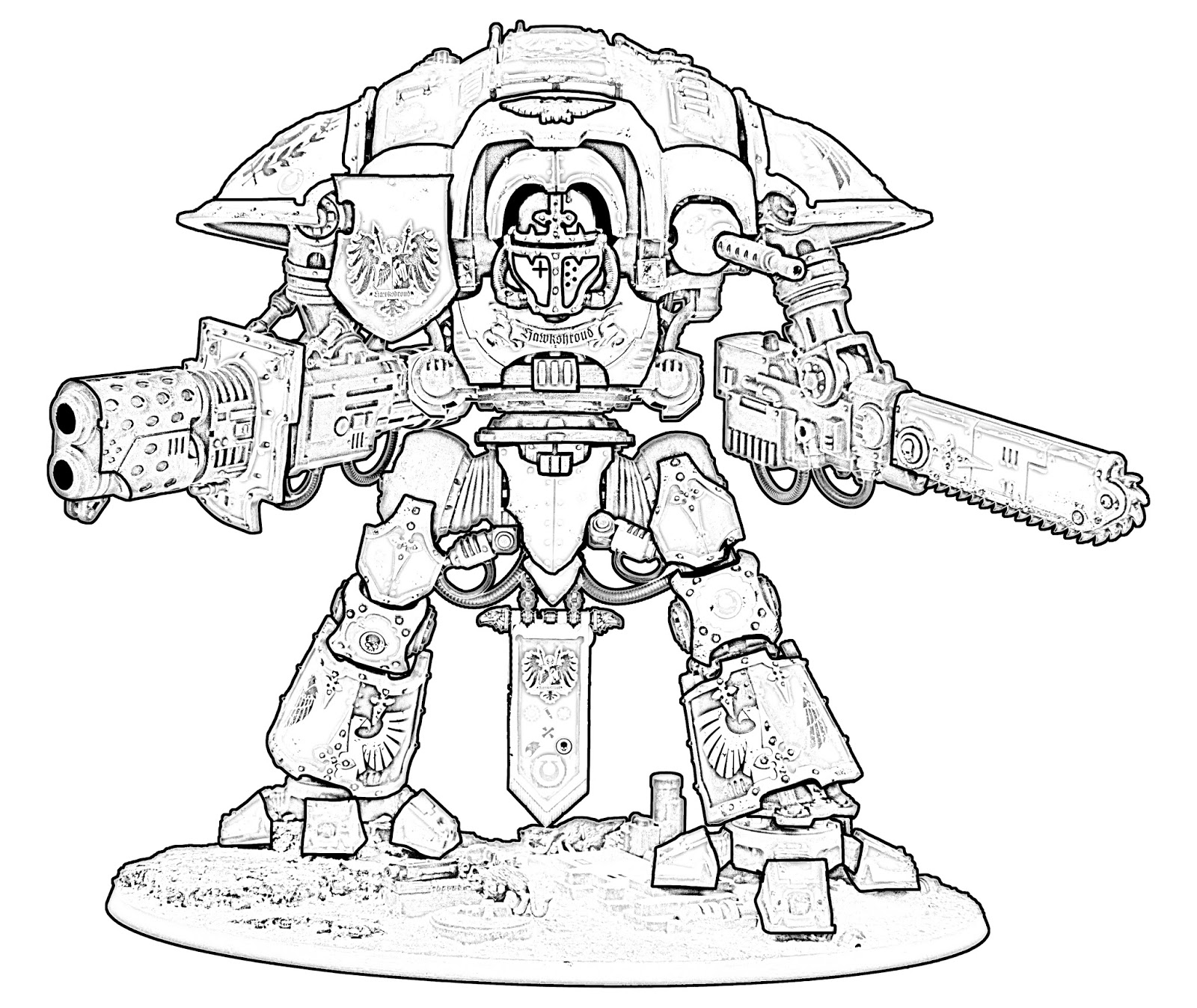 Rumour: Citadel Colouring Book Leaked Cover