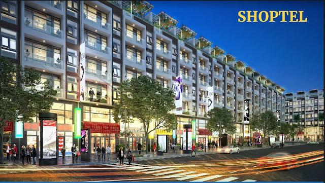 Hình ảnh Shoptel tại FLC Lux City