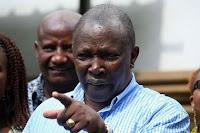 kAMANDA - RUTO is afraid of the corruption purge because he has stolen billions of shillings from Kenyan taxpayers – MAINA KAMANDA says