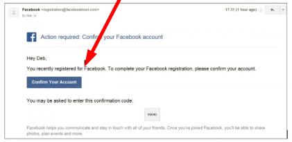 How To make FB Account