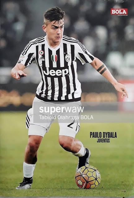 Paulo Dybala Juventus 2015