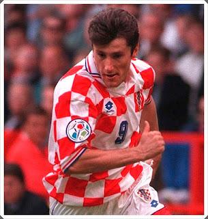 Suker Croatia 1996