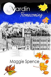 Vardin Homecoming: A Small Town Mystery by Maggie Spence