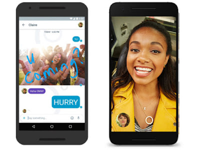 Googles ALLO and DUO app for Android and IOS