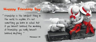 Best Happy friendship day quotes