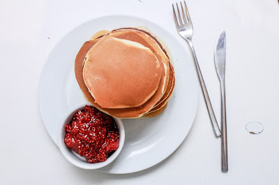 pancake, breakfast