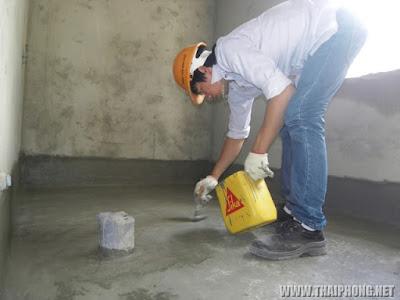 Thợ sửa chữa nhà cửa tại quận 12