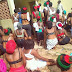 Biafra: IPOB Women goes Naked as Soldiers invades their Conference In Abiriba, Abia State