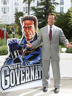 Schwarzenegger como Governator