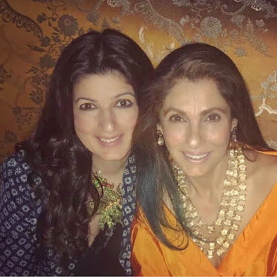 Picture Your Happy Birthday Dimple Kapadia On Top. Read This And Make It So