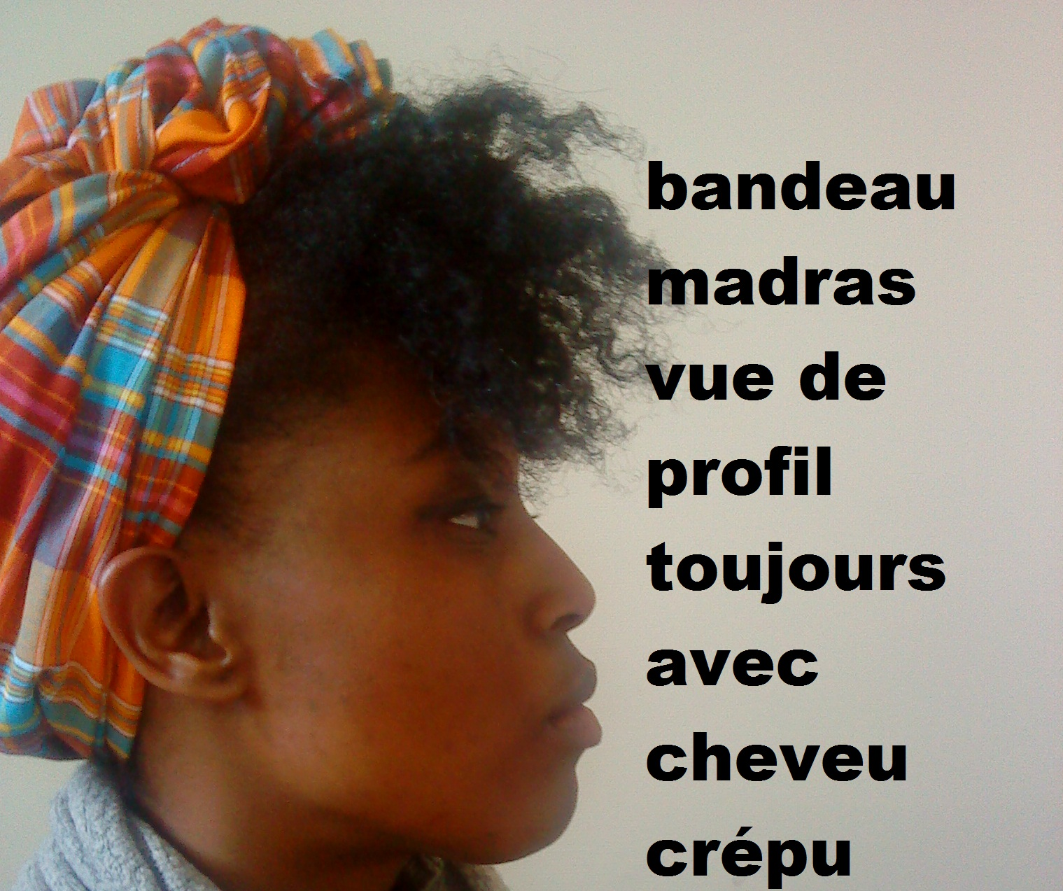 Coiffure Afro Bandeau Coiffure Mode Afro Style Crepu Frise Boucle