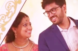 An Eminent Wedding Film Of Aswin And Deepthi