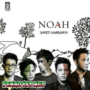 Noah - Seperti Seharusnya (2012) Album cover