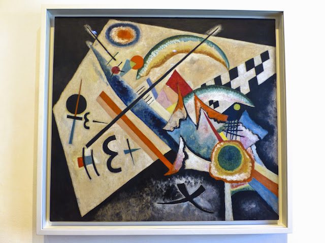 """V. Kandinsky """"White Cross"""""""