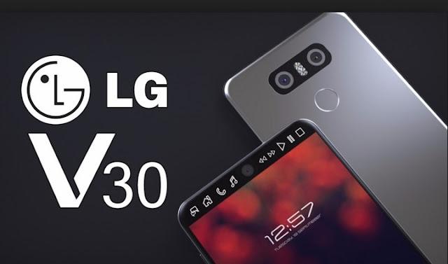 Harga HP LG V30 Tahun 2017 Lengkap Dengan Spesifikasi dan Review, Layar 6 Inchi, RAM 4GB, Memori Internal 128GB