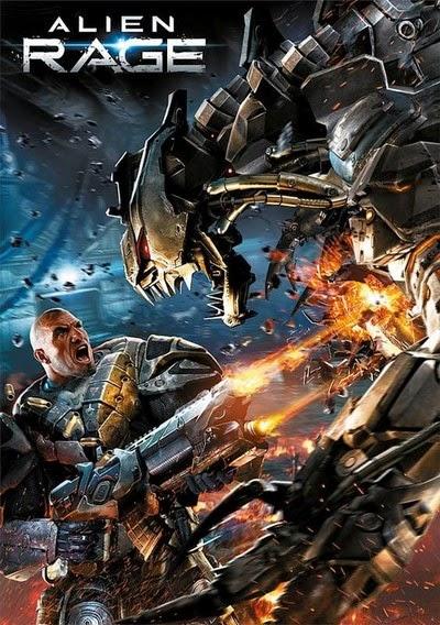 تحميل لعبة الاكشن الغاضبة Alien Rage Unlimited النسخة الكاملة للكمبيوتر مجاناً