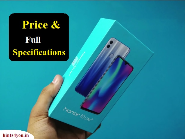 Low in price, Great in features: 24 MP launches with cameras including three cameras Honor 10 Lite.The page of Honor 10 Lite on Flipkart has already been live, so this smartphone will remain Flipkart Exclusive