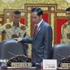 Presiden Jokowi,Minta Dana Desa Dimanfaatkan Untuk Kurangi Jumlah Penduduk Miskin