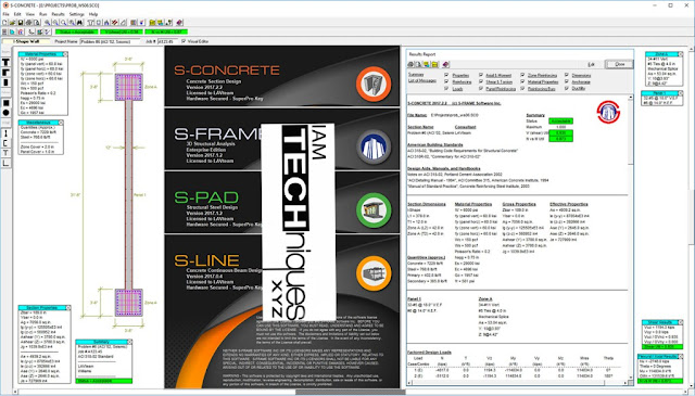 S-FRAME Product Suite 2017