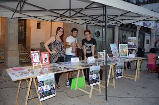 Festival de Cultura Urbana de Cáceres 2016 Javhier Cruz