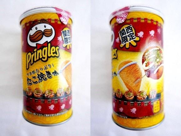 Pringles Takoyaki