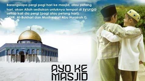 Dengar Adzan Tidak Ke Masjid, Muslim Model Apa?