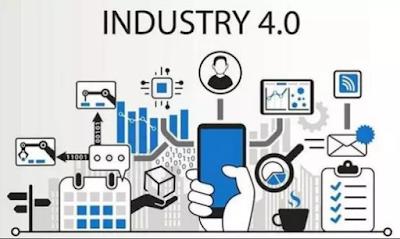 Revolusi,Industri 4.0,Revolusi Industri 4.0