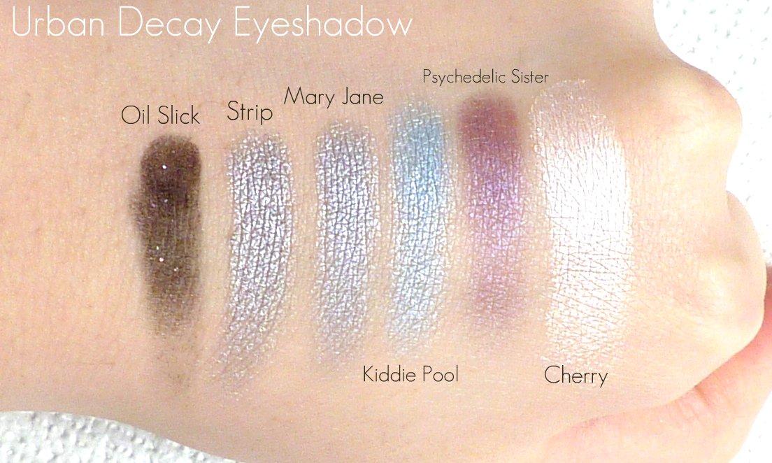 Eyeshadow by Urban Decay #20