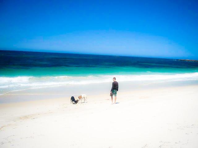 Beautiful Beach Western Australia