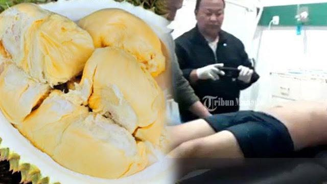 Pria di Minahasa Tewas Usai Makan Duren dan Bercinta, Dokter Beri Penjelasan