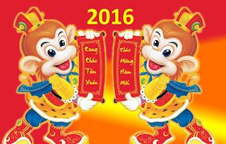 Xin gửi đến quý khách hàng lời chúc tết năm 2016