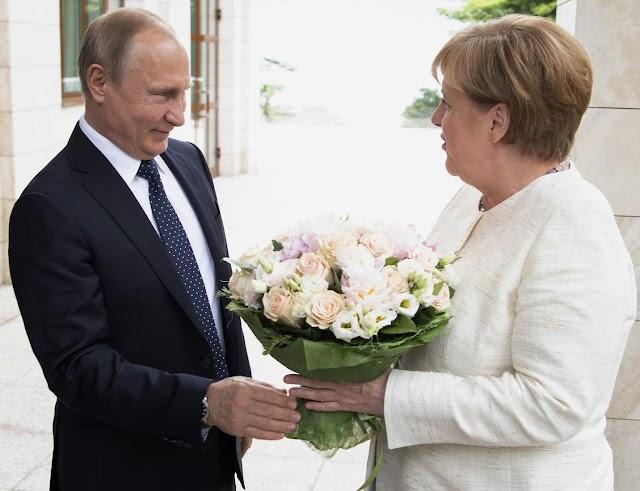 A gázkérdés a Merkel–Putyin tárgyalások egyik legfontosabb pontja