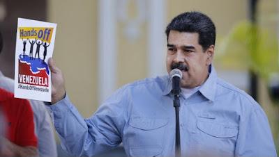 Gobierno de Nicolás Maduro es totalmente legítimo: Baltasar Garzón