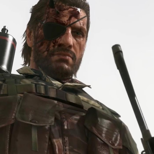 Metal Gear Solid V Montage Wallpaper Engine