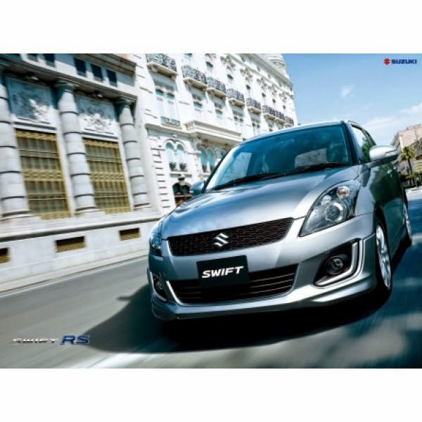 Body Kit Suzuki Swift Sport 2012-2014