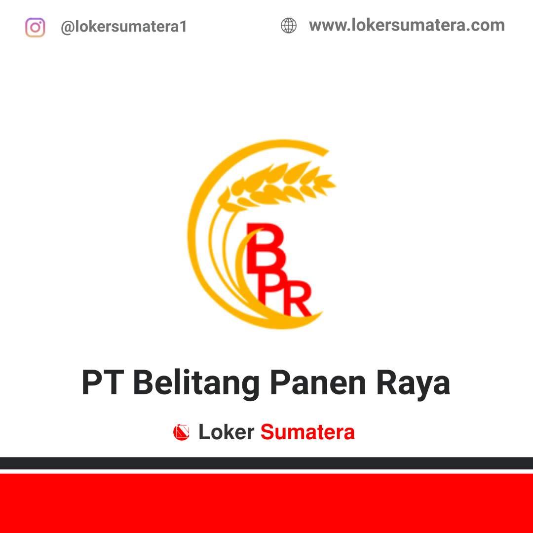 Lowongan Kerja Palembang: PT Belitang Panen Raya Juni 2020