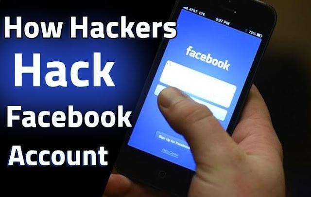 كيفية اختراق حساب فيس بوك 2021