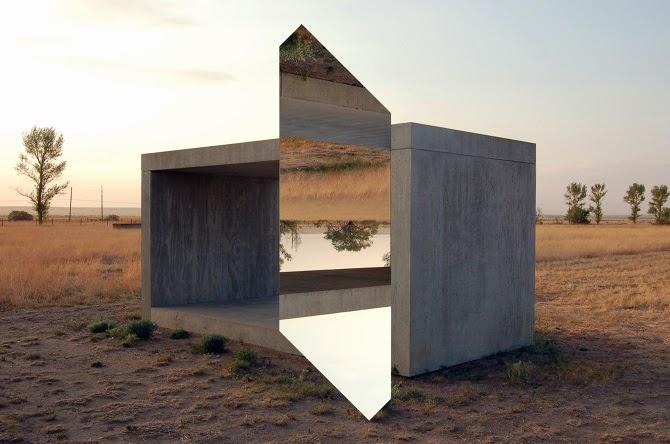 Monolith Art by Reynald Drouhin