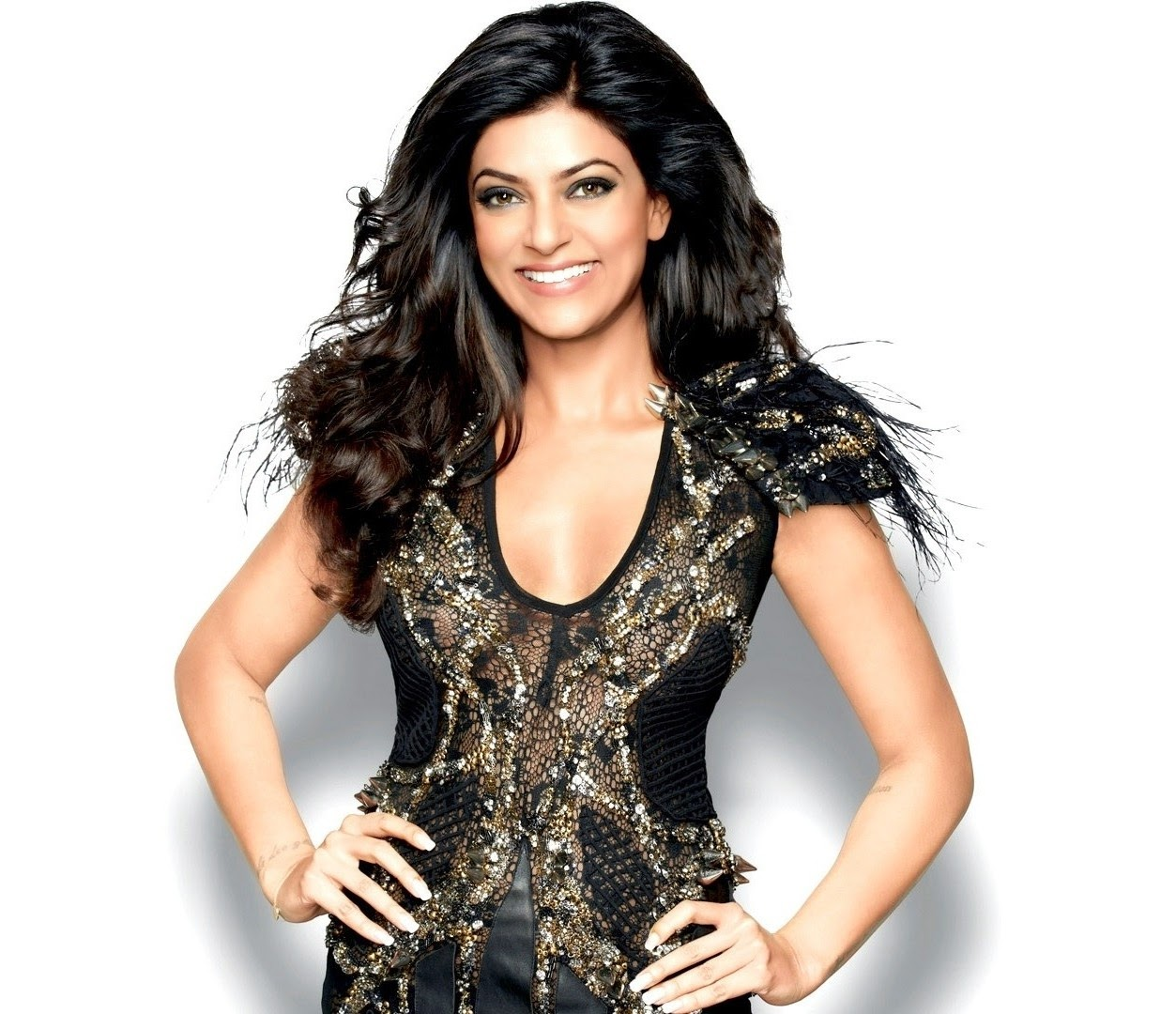 Cool Stylish Girl Hd Wallpaper Sushmita Sen Hd Wallpaper All 4u Wallpaper