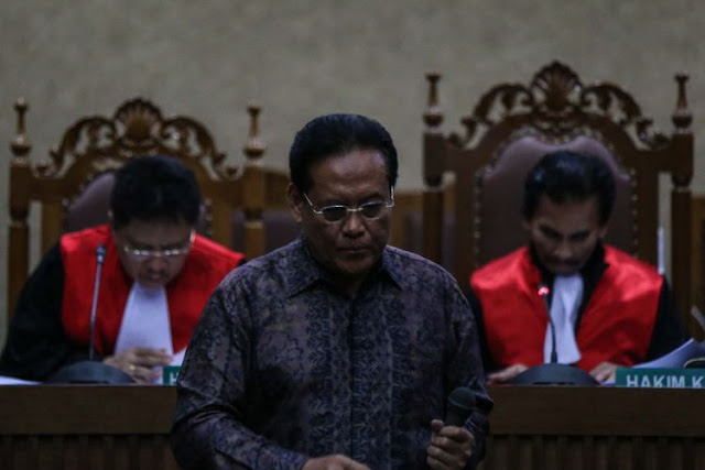Ikut Lelang E-KTP, Perusahaan Keluarga Novanto Ternyata Fiktif