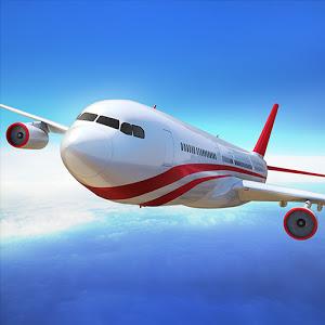 تحميل لعبة Flight Pilot Simulator 3D v1.3.3  مهكرة للاندرويد (اخر اصدار)
