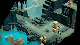 Lara Croft GO Mod Apk v2.1.90677 (Unlocked) Full version