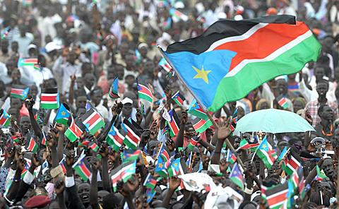 Independencia de Sudán del Sur