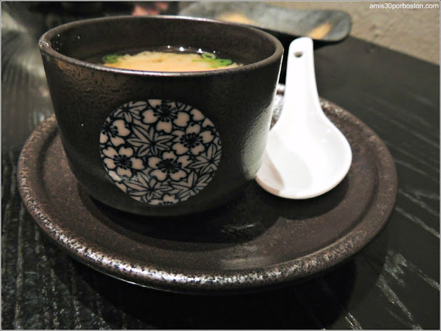 Dine Out Boston Marzo 2017 Oishii: Miso Soup