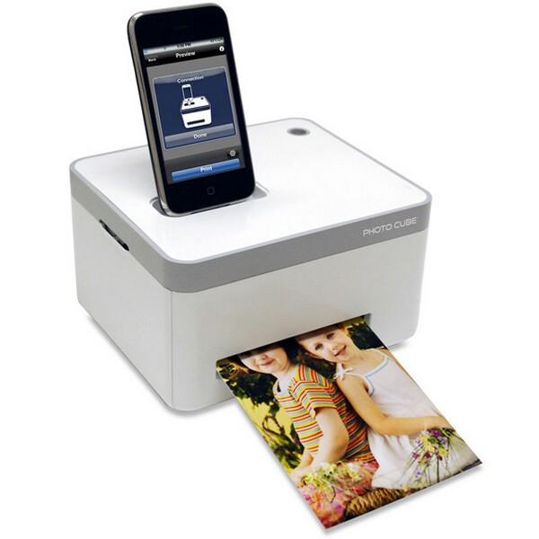 Mini Portable iPhone Photo Printer