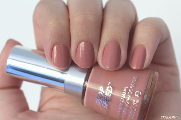 rev859 revlon top speed nail enamel cheers