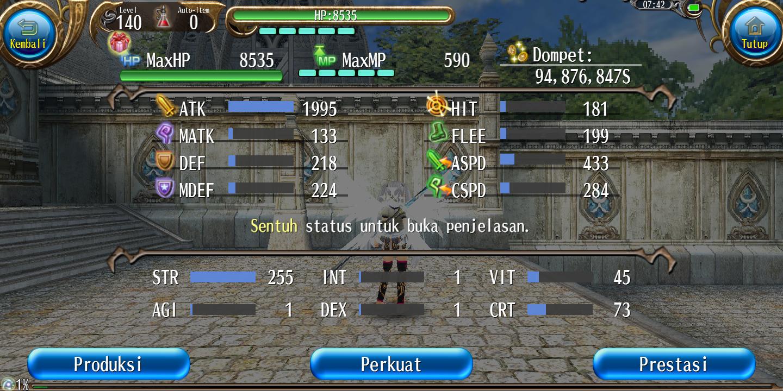 Toram Online - English Version: Toram Online English - 2H Sword