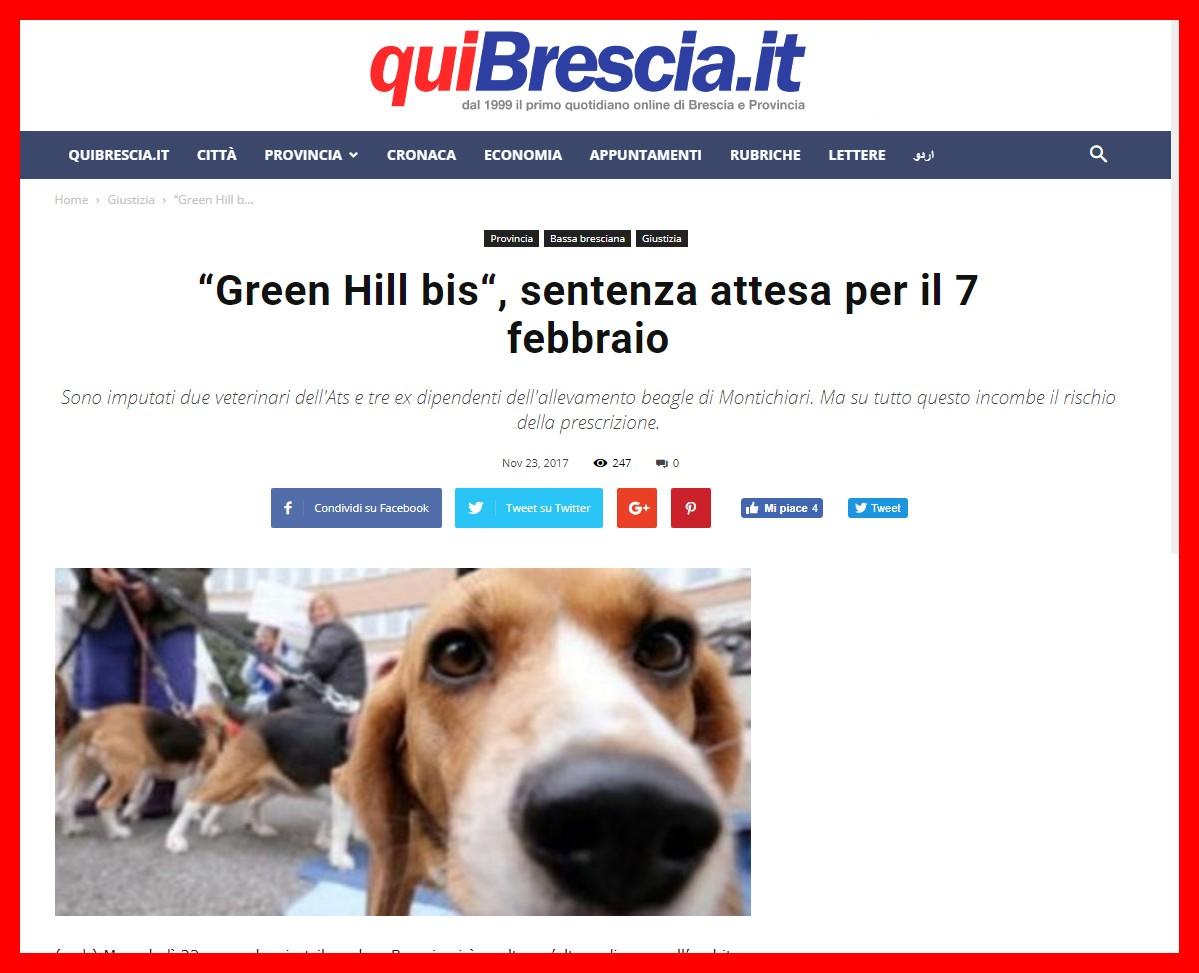Montichiari contro green hill comitato aggiornamento for Interno 4 montichiari