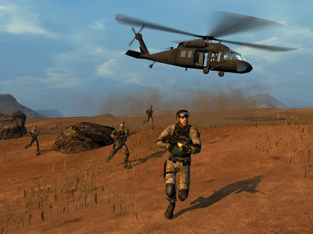 Delta Force Xtreme 2 PC Game Play